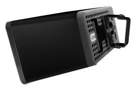 Vebos wall mount Sonos Play 3 black 15 degrees