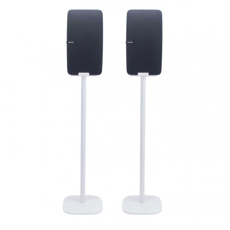 Rørig Vebos floor stand Sonos Play 5 white set | The floor stand for UX-59