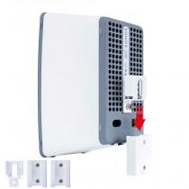 Vebos portable wall mount Sonos Play 3 white
