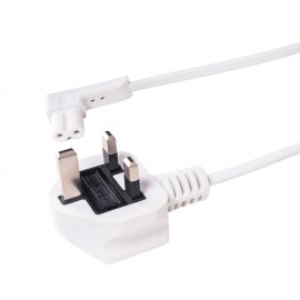 Power cable Sonos Play 1 white 8 inch/20 cm UK plug