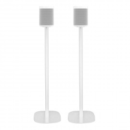 Vebos floor stand Sonos One white set