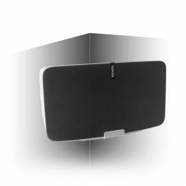 Vebos corner wall mount Sonos Play 5 gen 2 white