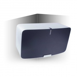 Vebos corner wall mount Sonos Play 5 gen 2 white 20 degrees