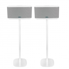 Vebos floor stand Riva Stadium white set