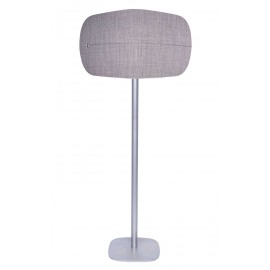 Vebos floor stand B&O BeoPlay A6 silver