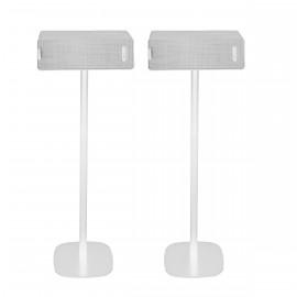 Vebos floor stand Ikea Symfonisk horizontal white set