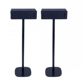 Vebos floor stand Ikea Symfonisk horizontal black set