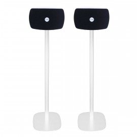 Vebos floor stand Pure Jongo TX2 white set