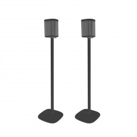 Vebos floor stand Sonos Play 1 black set