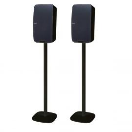 Vebos floor stand Sonos Play 5 gen 2 black - vertical set