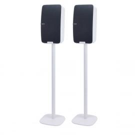 Vebos floor stand Sonos Play 5 gen 2 white - vertical set