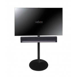 Vebos tv floor stand Sonos Playbar black