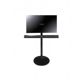 Vebos tv floor stand Yamaha Musiccast Bar 400 black