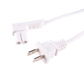 Power cable Sonos Play 1 white 195 inch/5 m cable US plug