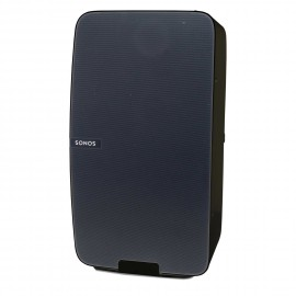 Vebos wall mount Sonos Play 5 gen 2 black - vertical