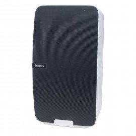 Vebos wall mount Sonos Play 5 gen 2 white - vertical