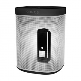 Wall mount Sonos Play 1 black