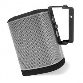 Wall bracket Sonos Play 1 black 15 degrees