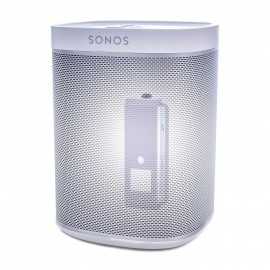 Wall mount Sonos Play 1 white