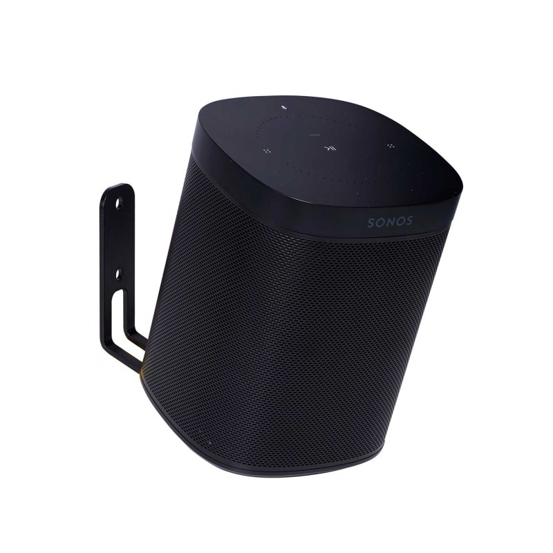 Vebos wall mount Sonos One black 20 degrees