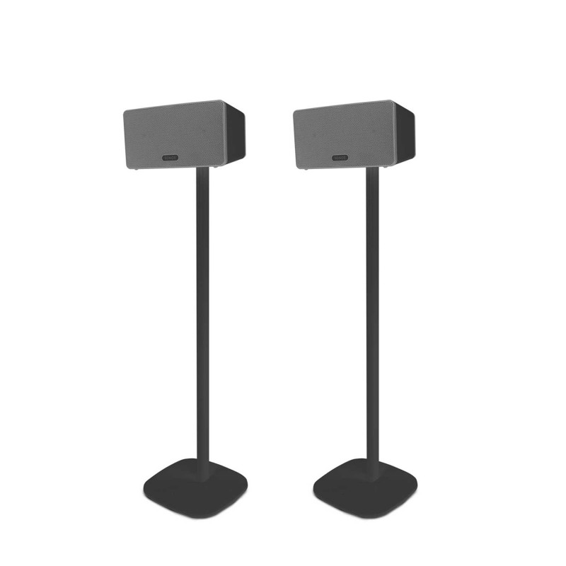 Vebos floor stand Sonos Play 3 black set