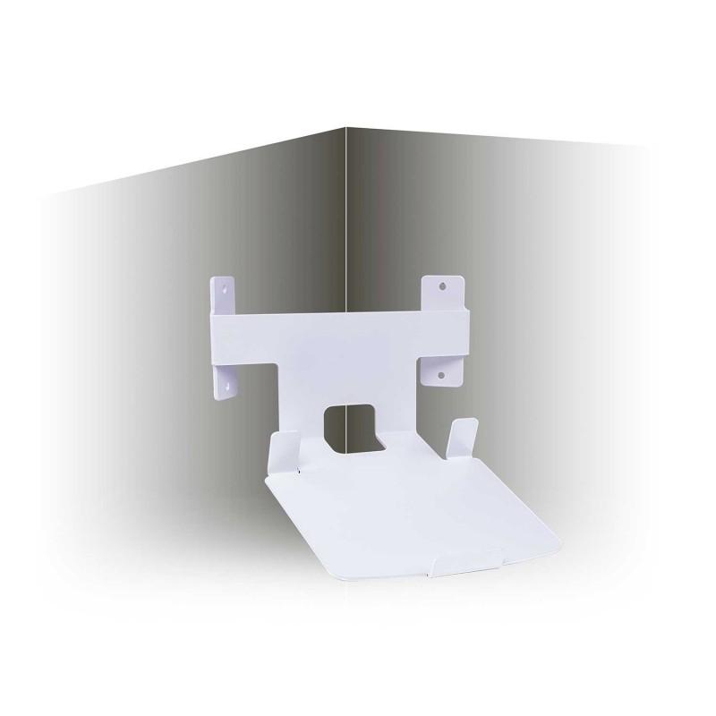 Vebos corner wall mount Sonos Play 5 gen 2 white 20 degrees