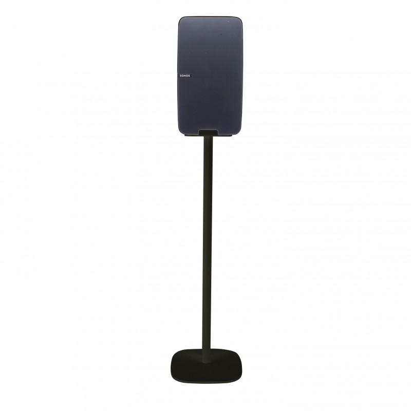Vebos floor stand Sonos Play 5 gen 2 black - vertical