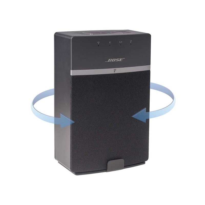 Vebos wall mount Bose Soundtouch 10 rotatable black