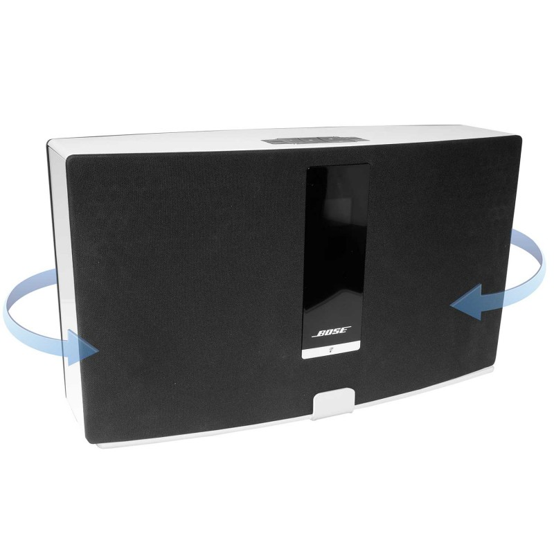 Vebos wall mount Bose Soundtouch 20 rotatable white