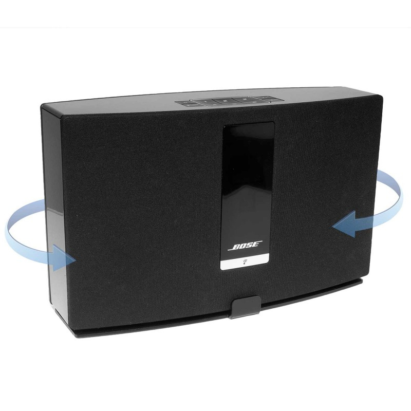 Vebos wall mount Bose Soundtouch 20 rotatable black