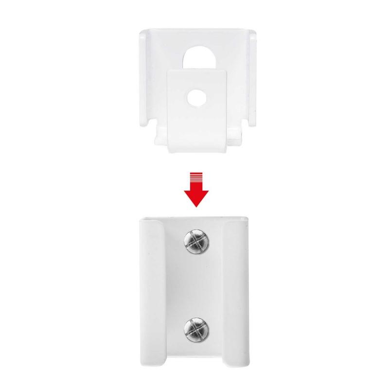 Vebos portable wall mount Denon Heos 3 white