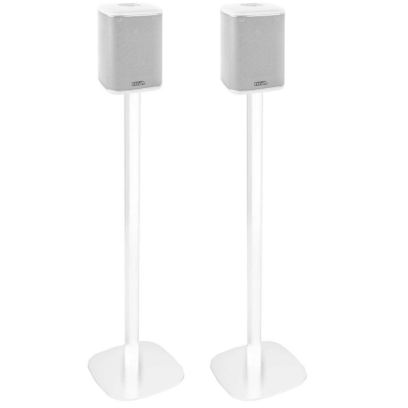 Vebos floor stand Riva Arena white set