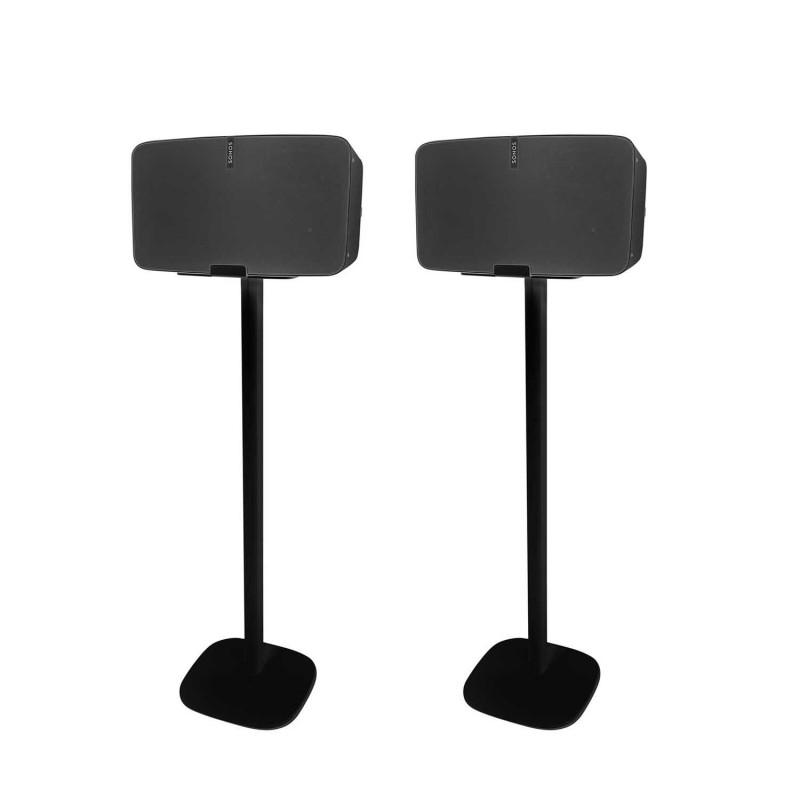 Vebos floor stand Sonos Play 5 gen 2 black set