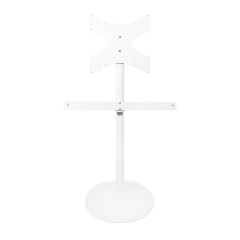 Vebos tv floor stand Sonos Playbar white