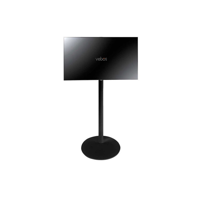 Vebos tv floor stand black