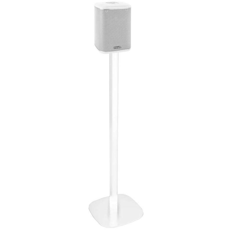 Vebos floor stand Riva Arena white