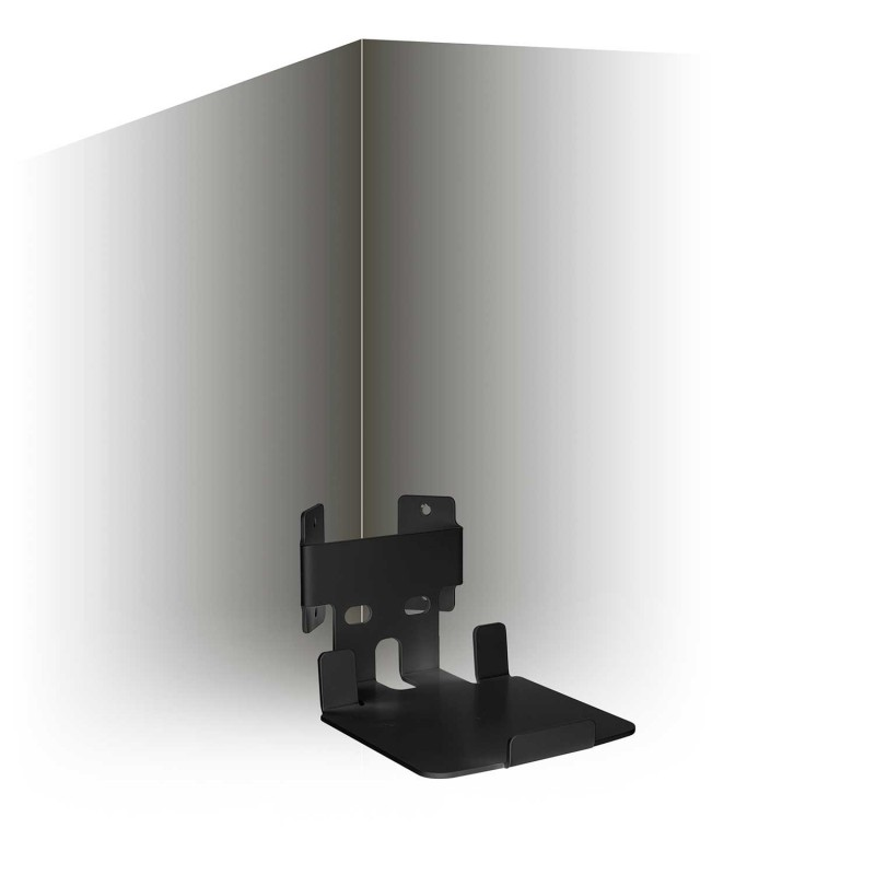 Vebos corner wall mount Sonos Play 5 gen 2 black