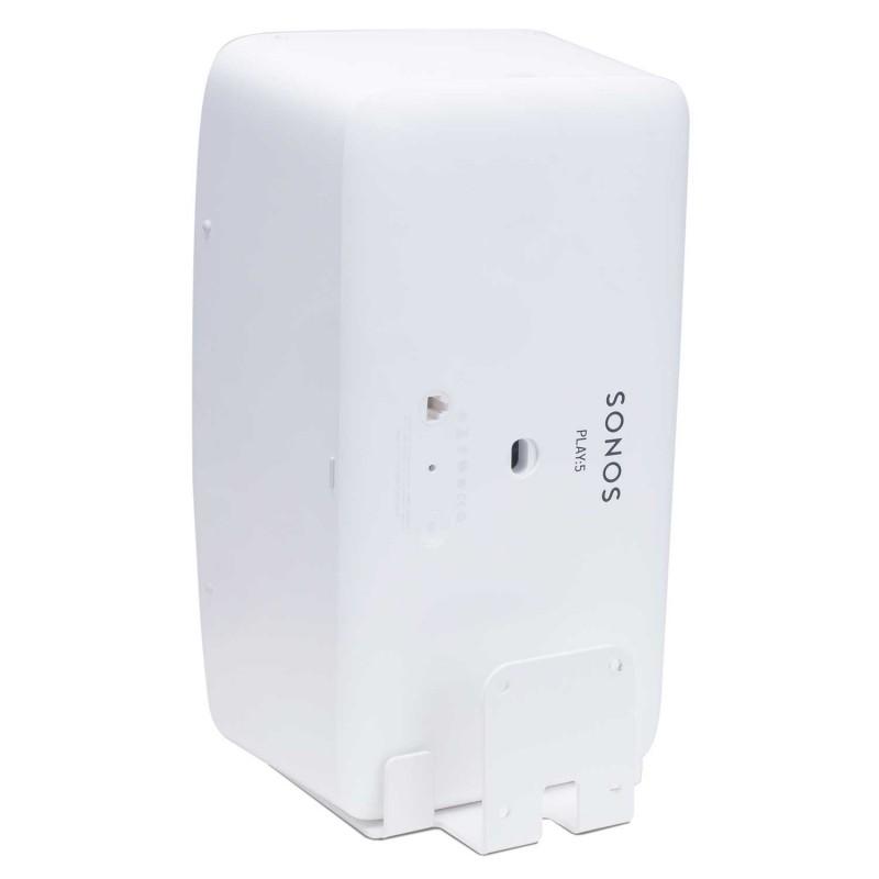 Vebos wall mount Sonos Play 5 gen 2 white - vertical