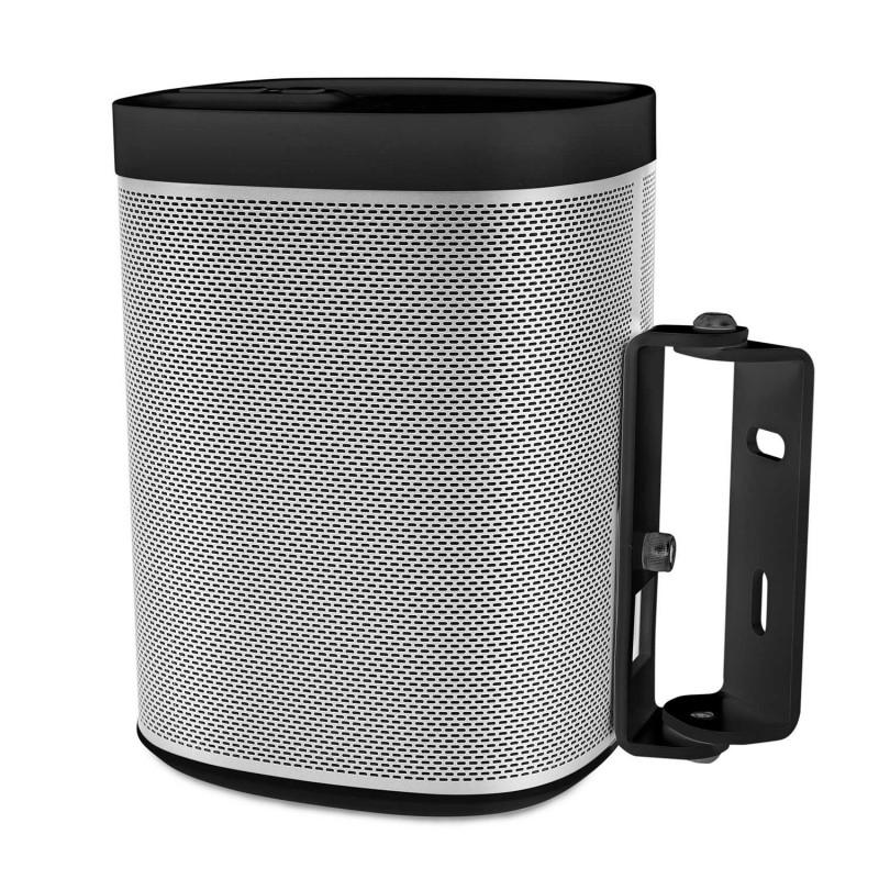 Wall mount Sonos Play 1 black set