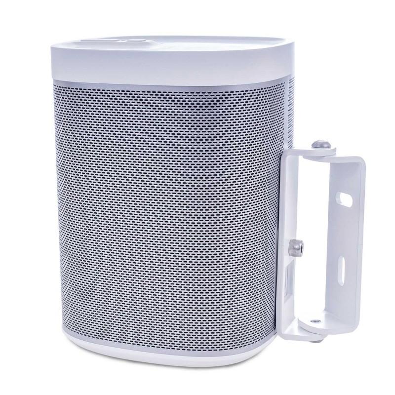 Wall mount Sonos Play 1 white set