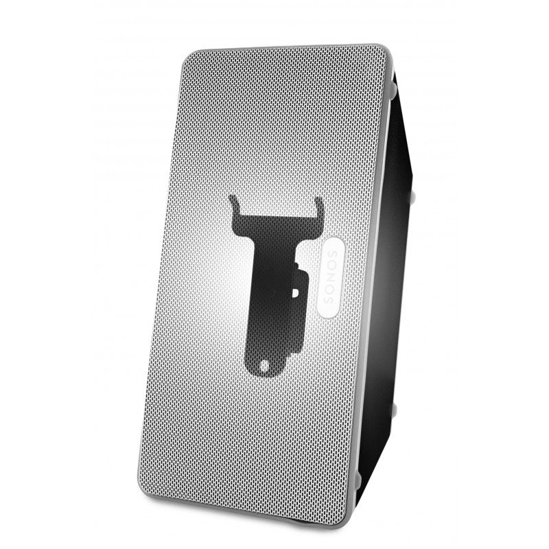 Wall bracket Sonos Play 3 black
