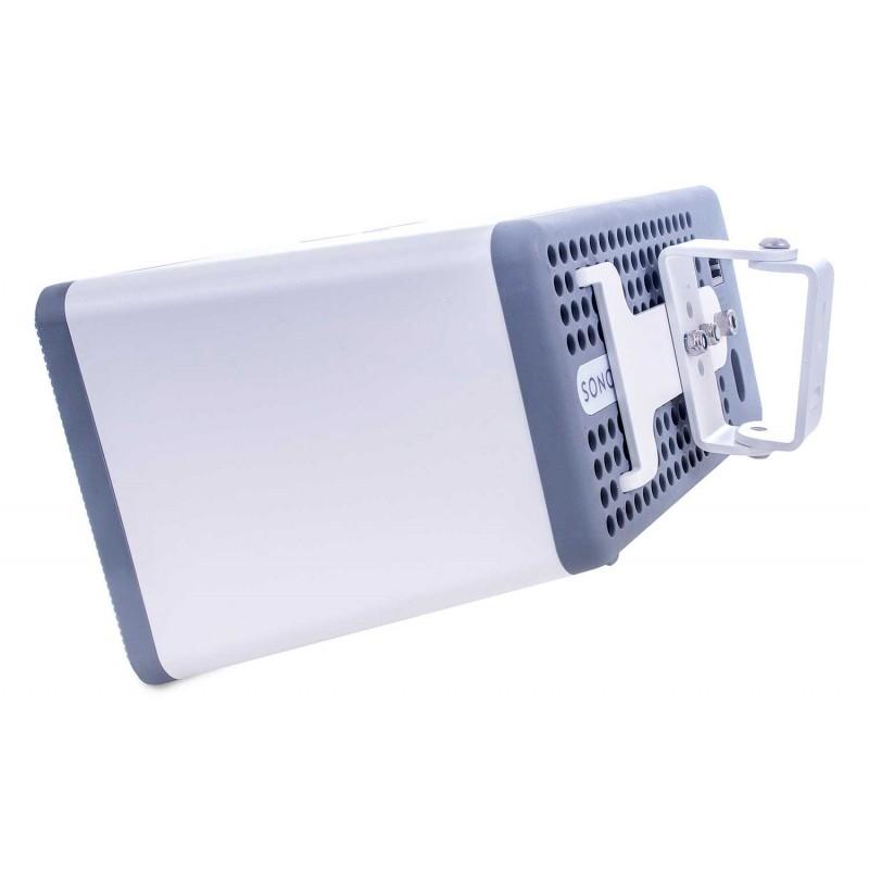 Wall mount Sonos Play 3 white 15 degrees