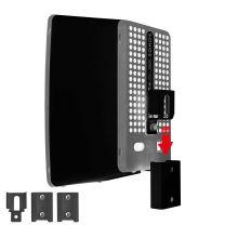 Vebos portable wall mount Sonos Play 3 black