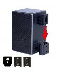 Vebos portable wall mount Sony SRS-ZR5 black